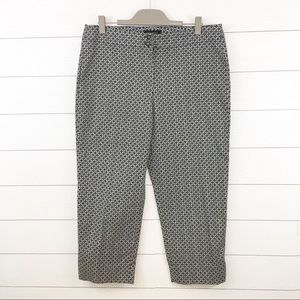 Talbots Heritage Fit Cropped Ankle Pants